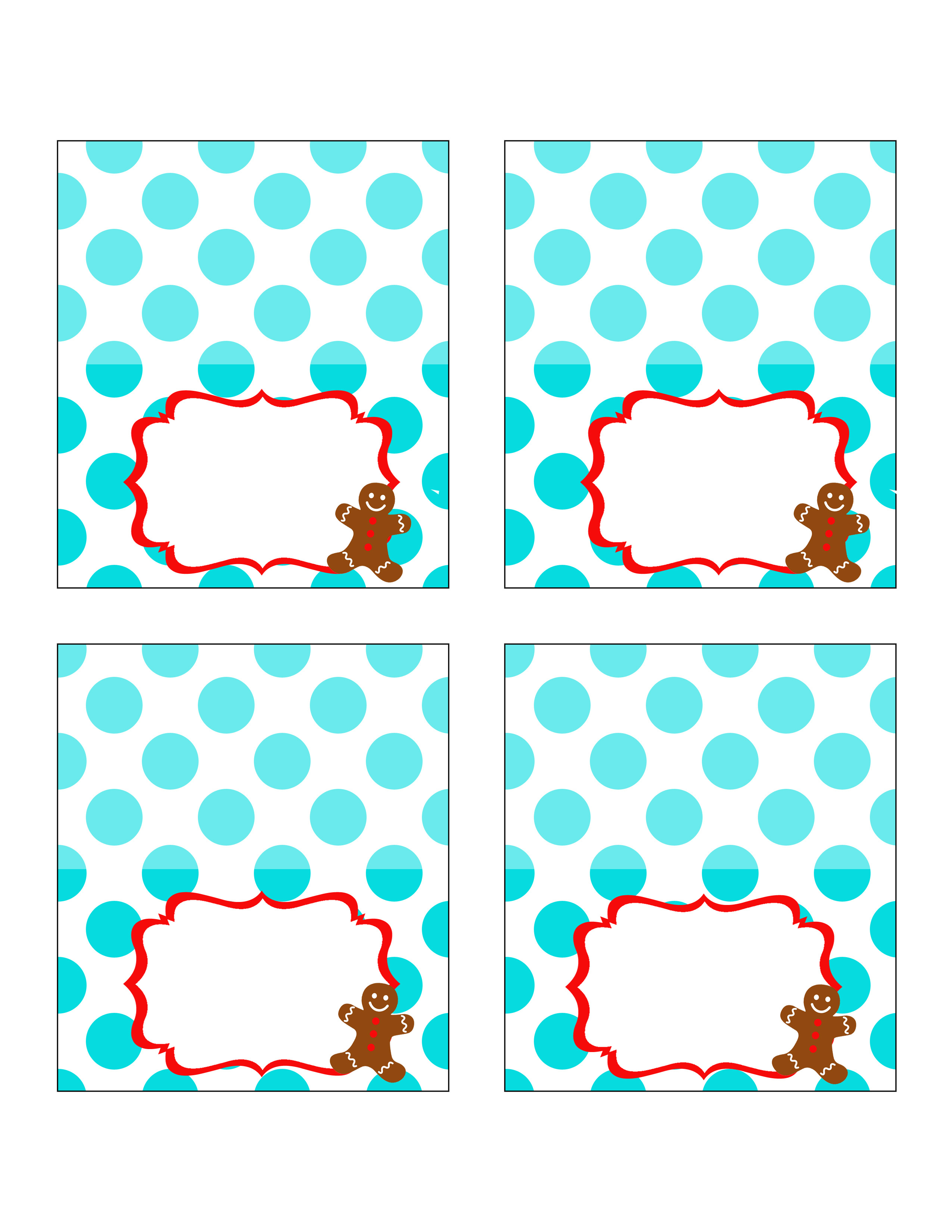Free Printable Christmas Food Tent Cards – Festival Collections - Free Printable Food Tent Cards