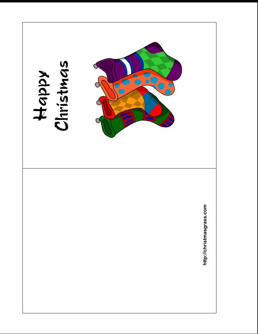 Free Printable Christmas Letters Templates – Festival Collections - Free Printable Christmas Letters