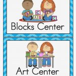 Free Printable Classroom Signs Center Block – Best Home Interior   Free Printable Classroom Signs And Labels