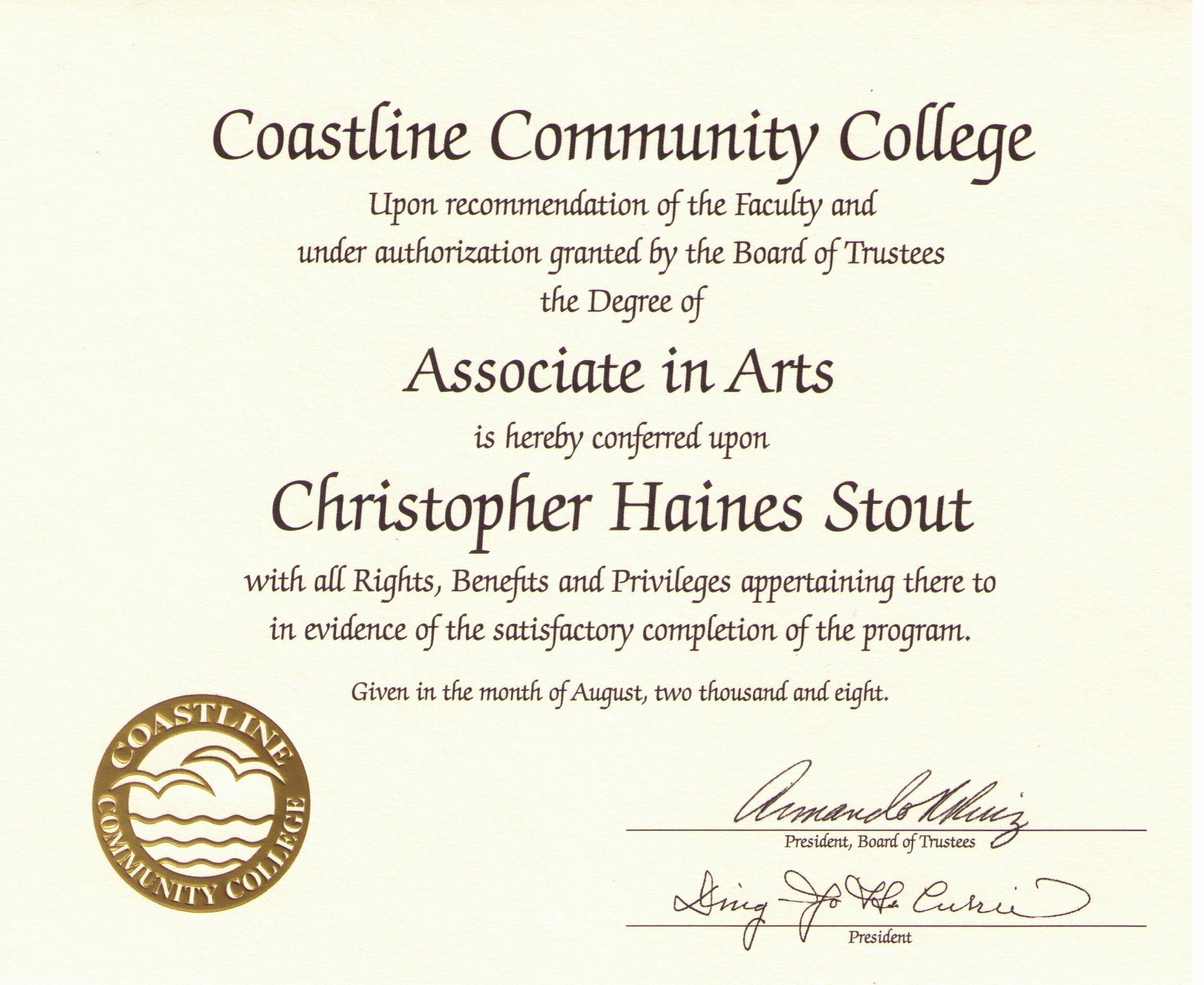 Free Printable College Diploma | Fake Diploma, Fake Degrees Or - Printable Fake Ged Certificate For Free