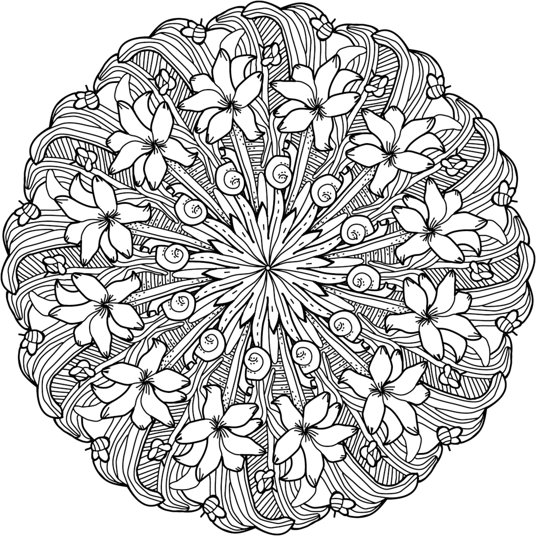 Free Printable Coloring Pages For Adults Advanced - Coloring Pages - Free Printable Coloring Pages For Adults Advanced