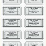 Free Printable Diaper Raffle Tickets Black And White | Download Them   Free Printable Diaper Raffle Tickets Black And White
