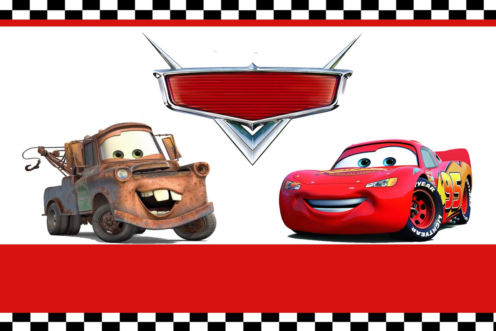 Free Printable Disney Cars Birthday Party Invitations Disney Cars - Free Printable Disney Cars Birthday Party Invitations