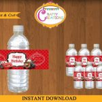 Free Printable Disney Cars Water Bottle Labels | Free Printable   Free Printable Disney Cars Water Bottle Labels