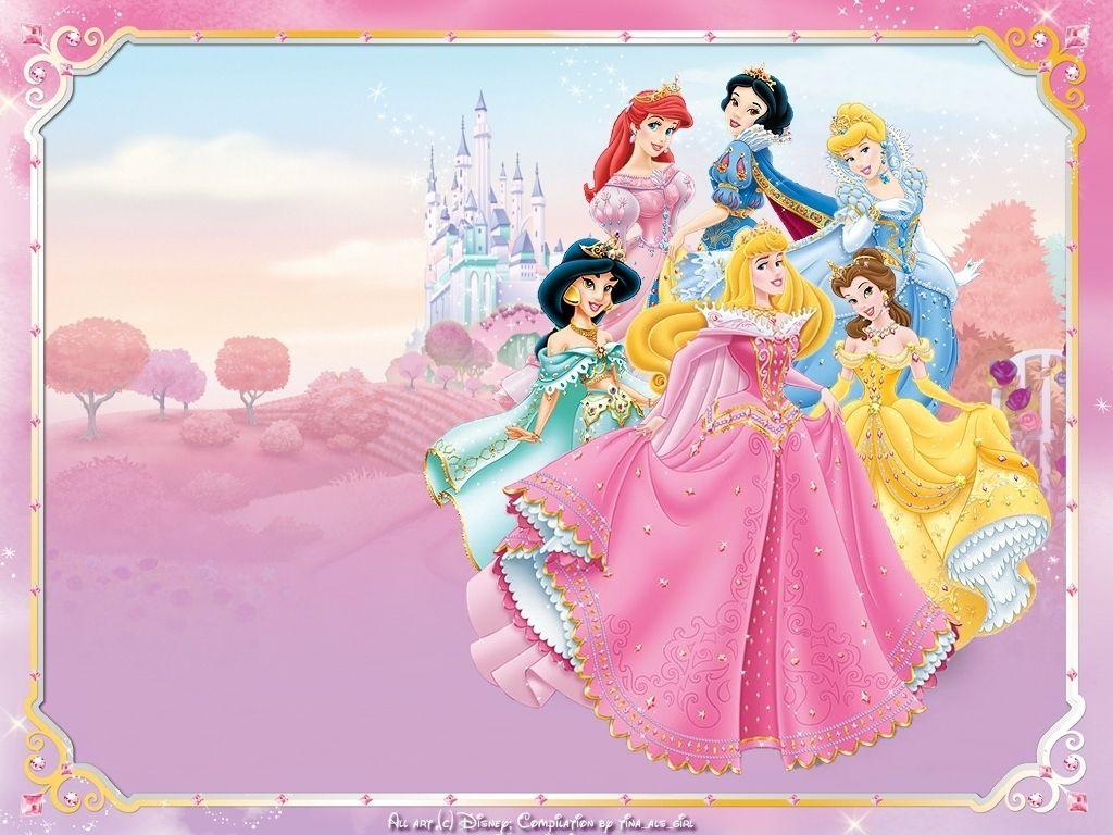 Free Printable Disney Princess Birthday Invitation Templates   4Th - Disney Princess Free Printable Invitations