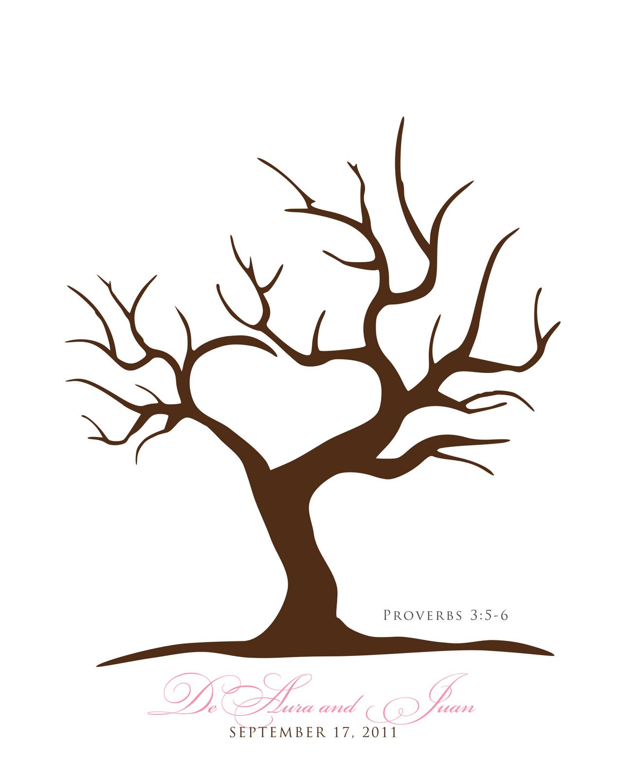 Free Printable Fingerprint Tree Template | Embroidery | Pinterest - Free Printable Tree Template