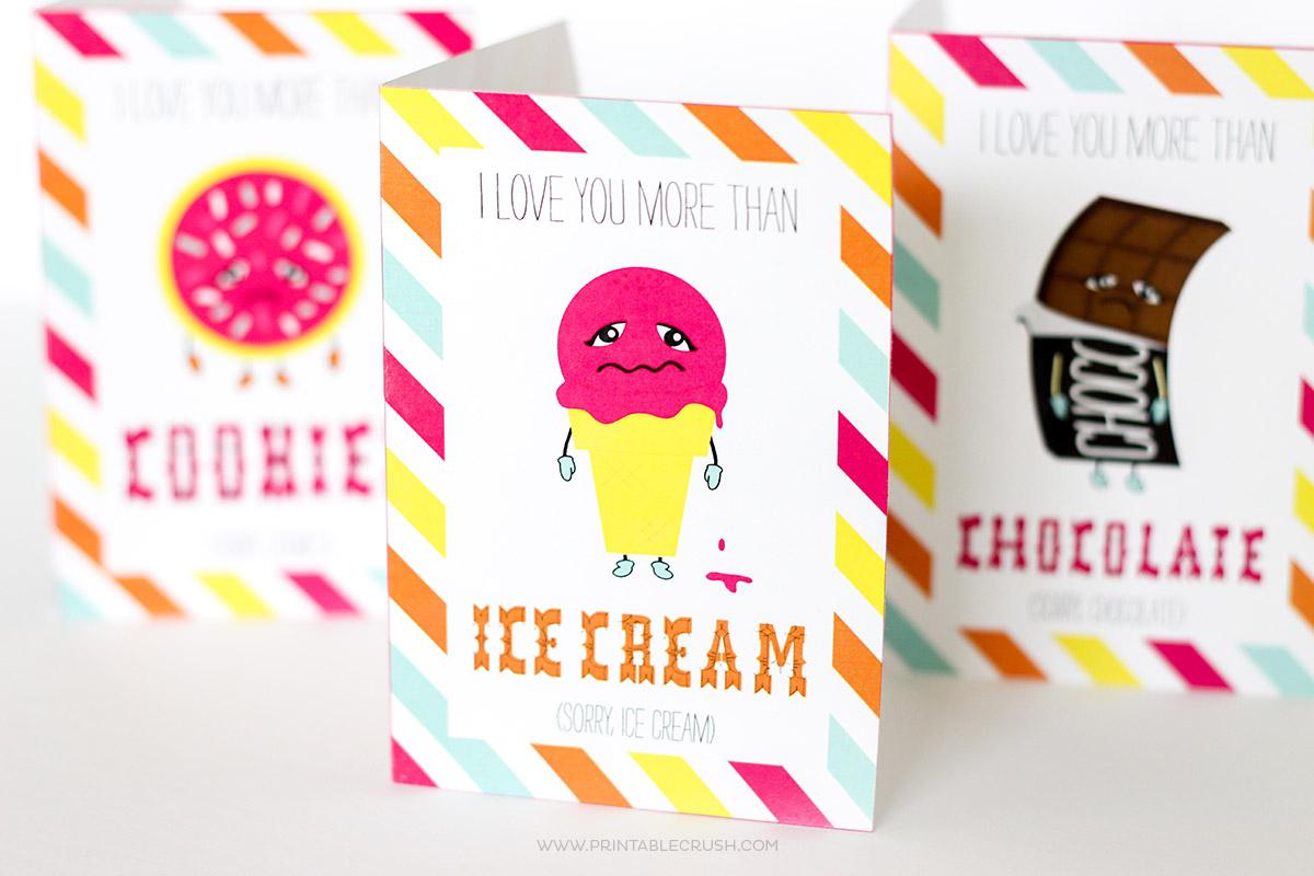 Free Printable Funny Valentine Cards - Printable Crush - Free Valentine Printable Cards For Husband
