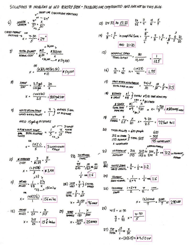Free Printable Ged Worksheets Ged Math Worksheets Printable Free Myscres - Free Printable Ged Science Worksheets