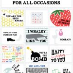 Free Printable Greeting Cards For All Occasions | Download Them Or Print   Free Printable Cards For All Occasions