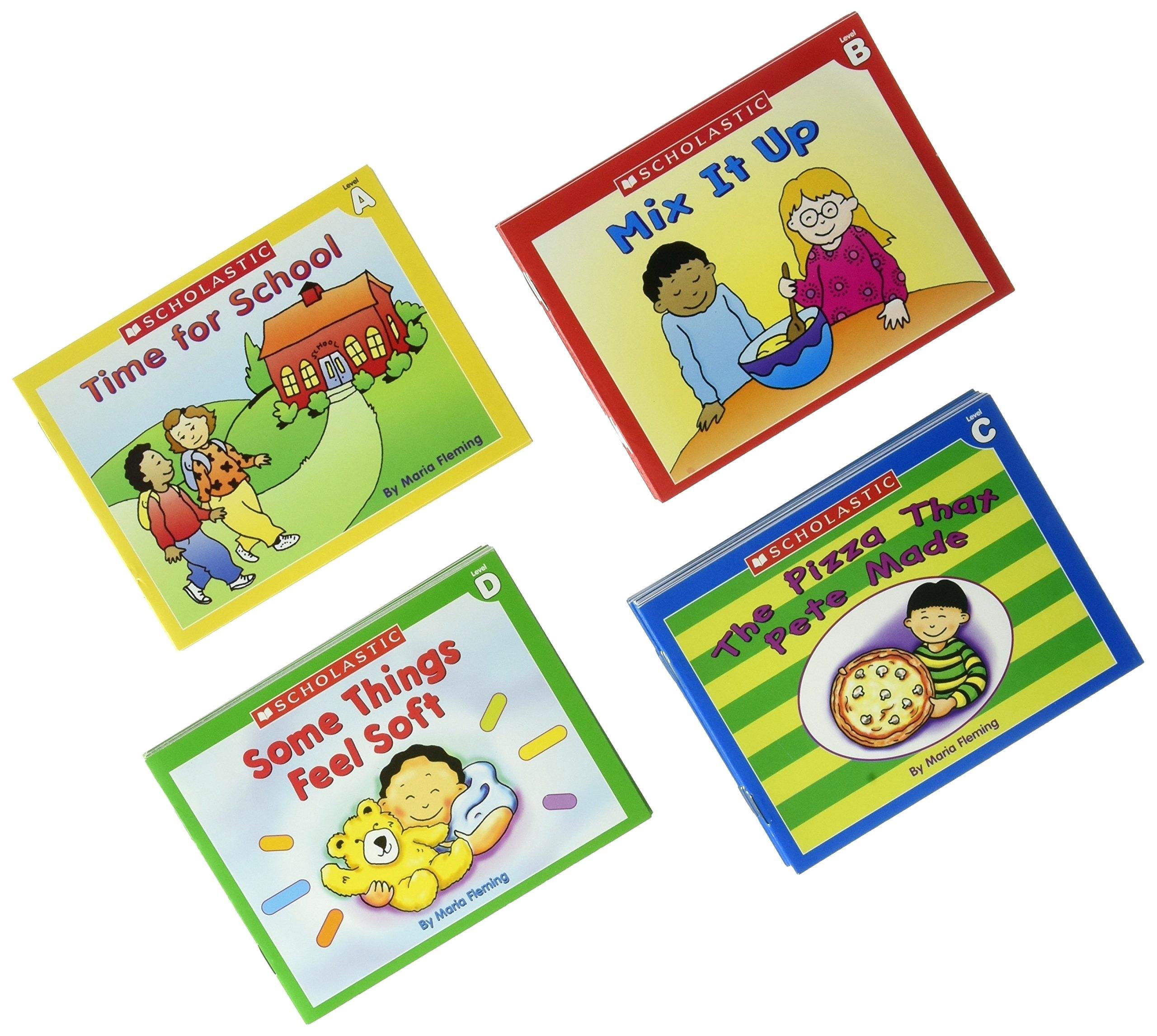 Free Printable Guided Reading Books For Kindergarten - Classy World - Free Printable Leveled Readers For Kindergarten