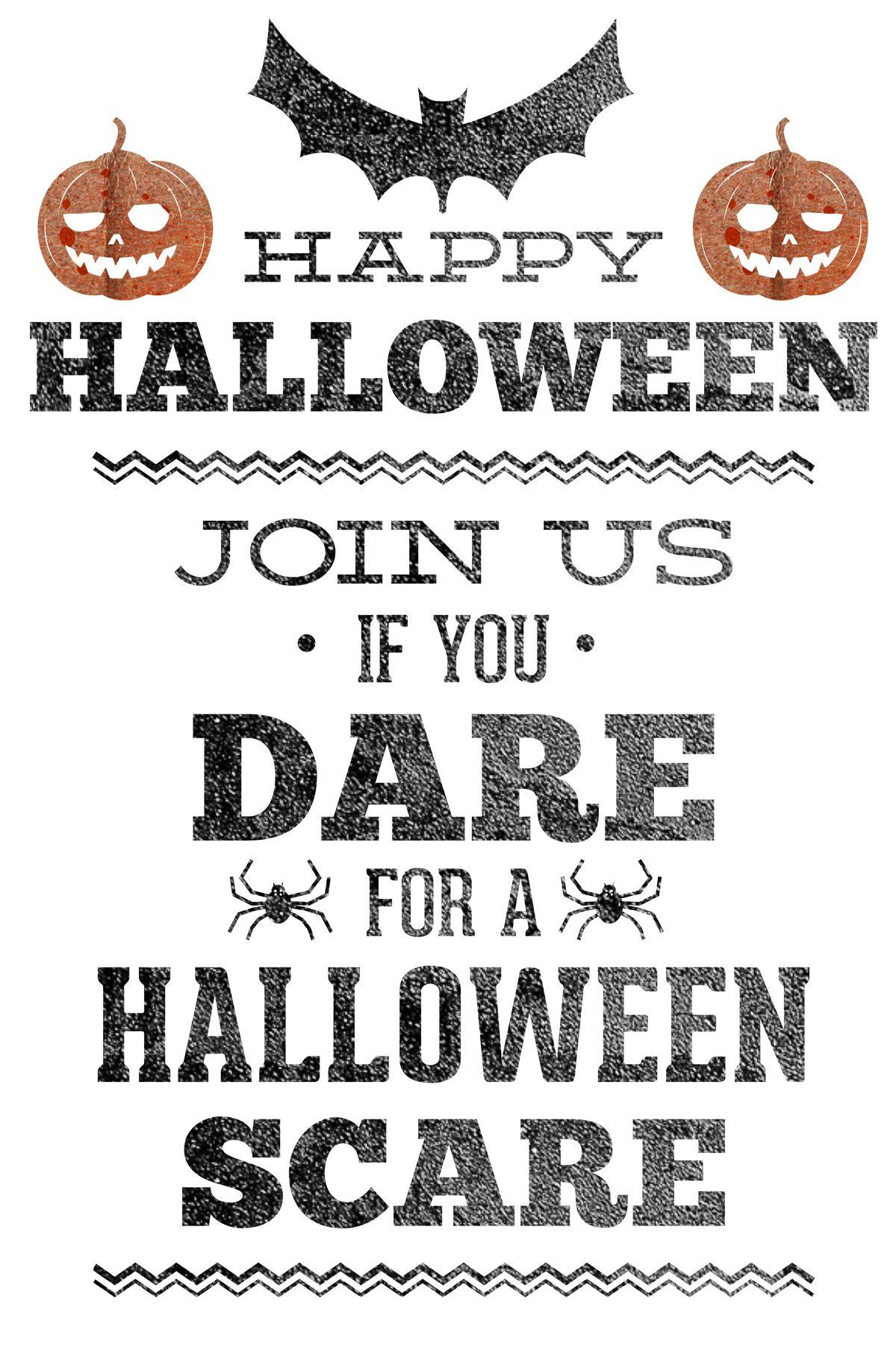 Free Printable Halloween Party Invitation | Halloween Printables 2 - Free Printable Halloween Party Invitations