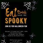 Free Printable Halloween Party Invitations 2018 ✅ [ Template]   Halloween Invitations Free Printable Black And White