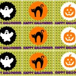 Free Printable Halloween Tags    For Treat Bags, Labels, And More   Free Printable Halloween Labels