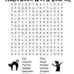 Free Printable Halloween Word Search Puzzle   12.7.internist Dr Horn   Free Printable Halloween Word Search Puzzles