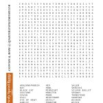 Free Printable Halloween Word Search Puzzles | Halloween Puzzle For   Free Printable Word Search Puzzles Adults Large Print