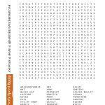 Free Printable Halloween Word Search Puzzles | Halloween Puzzle For   Free Word Search With Hidden Message Printable