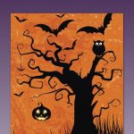 Free Printable Happy Halloween Card Or Party Invitation | Halloween   Printable Halloween Cards To Color For Free