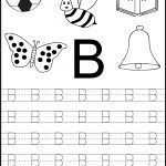 Free Printable Letter Tracing Worksheets For Kindergarten – 26   Free Printable Alphabet Pages