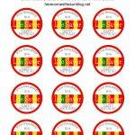 Free Printable Lifesaver Tags   All Free Tag Designs   Free Printable Lifesaver Tags