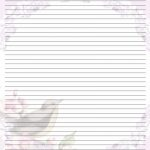 Free Printable Lined Stationary | Printable Writing Paper (67)   Free Printable Writing Paper For Adults