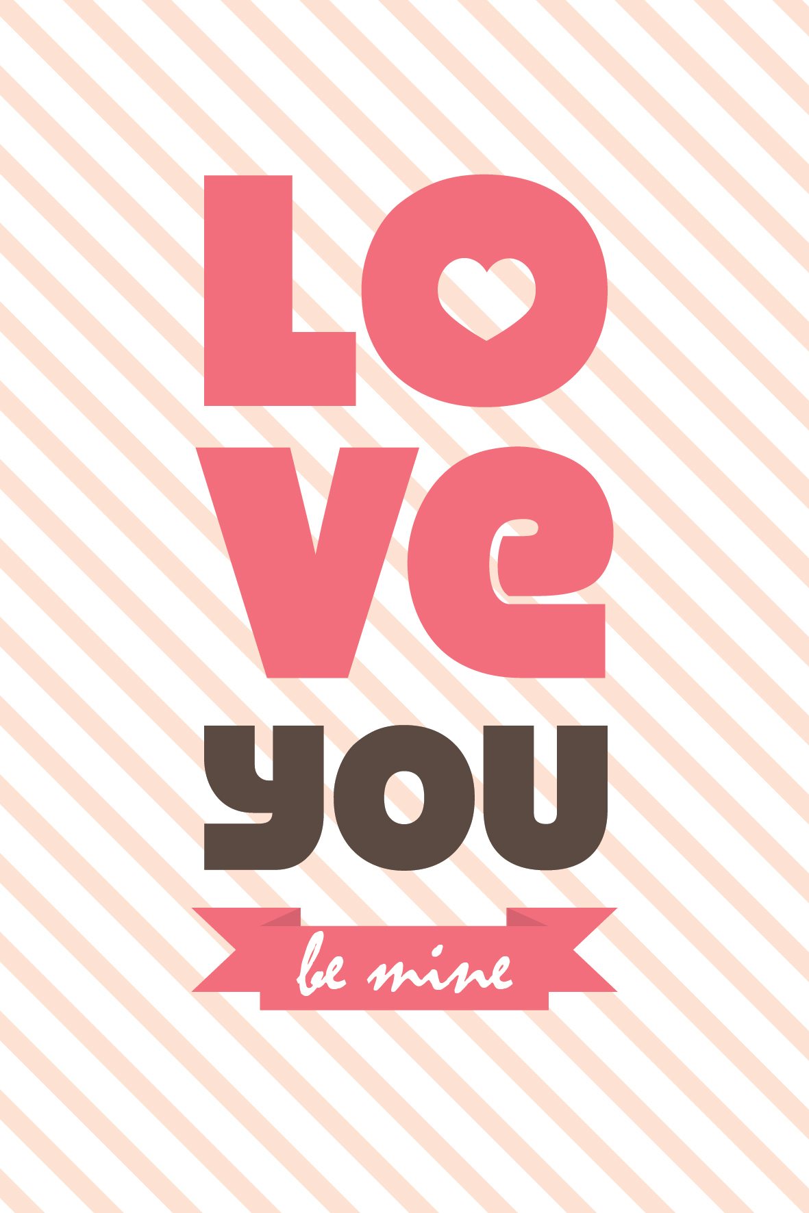 Free Printable Love You Card - Clip Art Library - Free Printable Love Cards