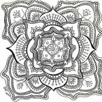 Free Printable Mandala Coloring Pages For Adults | Adult Coloring   Free Printable Mandala Coloring Pages