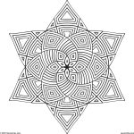 Free Printable Mandala Coloring Pages | Shapes: Page 1 Of 2   Free Printable Mandala Coloring Pages