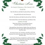 Free Printable Menu Templates Christmas Menu Templates Free Page Not   Free Printable Christmas Dinner Menu Template