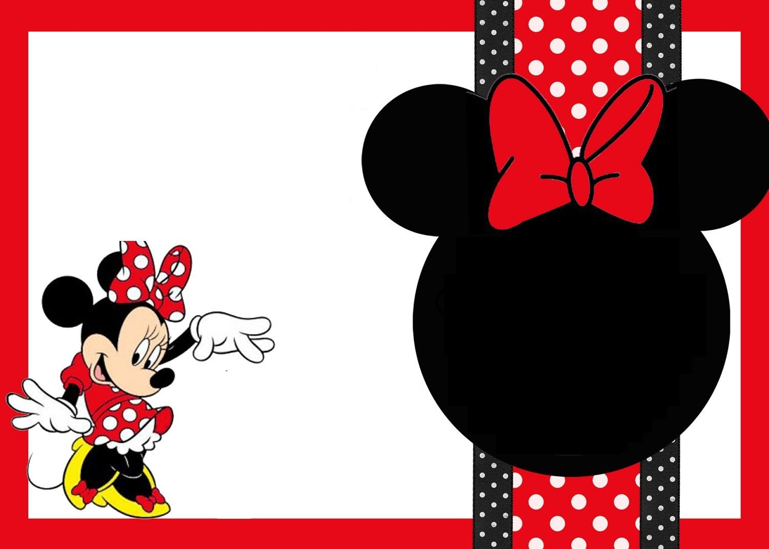 Free Printable Mickey Mouse Birthday Cards | Luxury Lifestyle - Free Printable Mickey Mouse Favor Tags