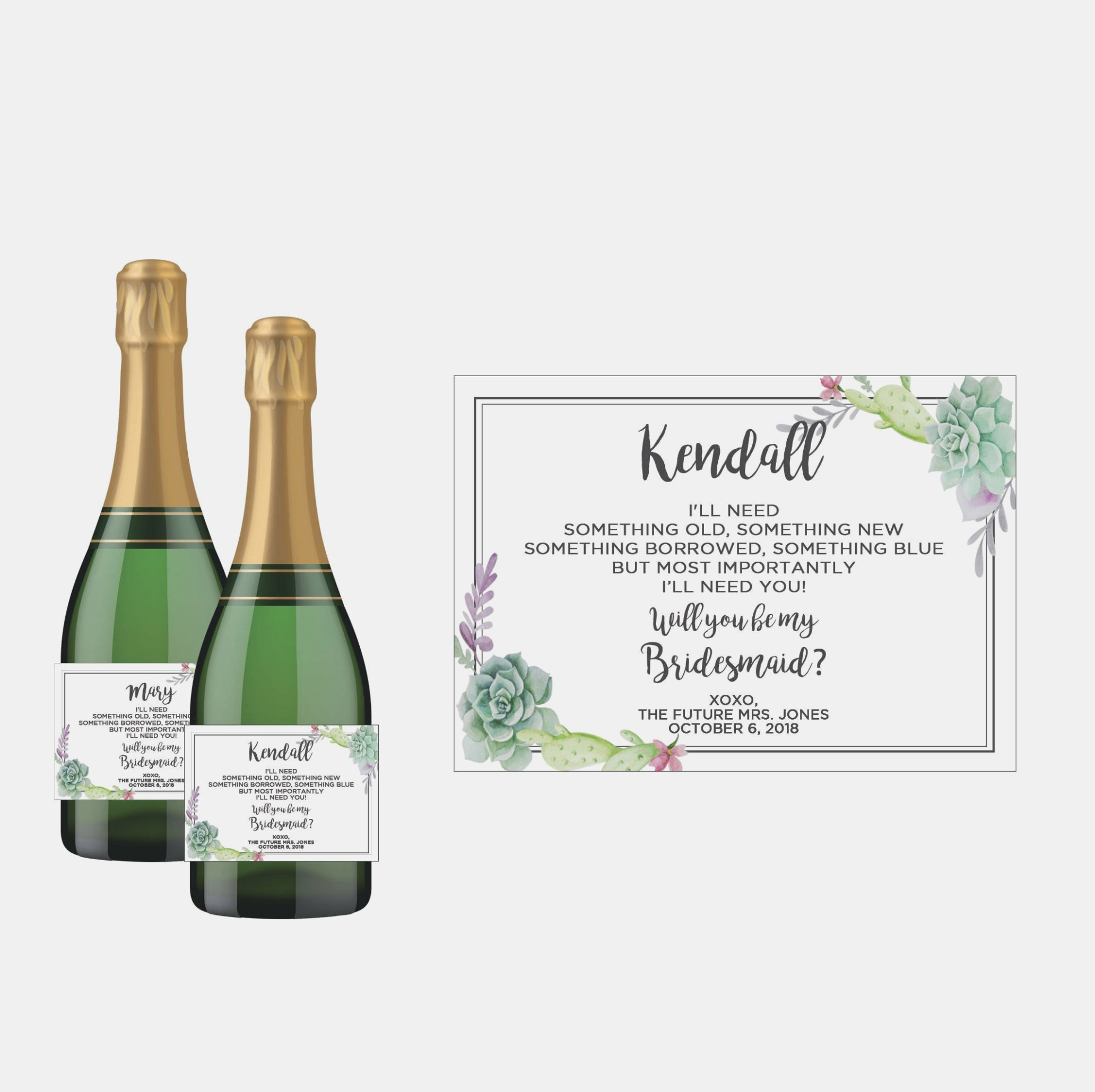 Free Printable Mini Champagne Bottle Labels 15 Brilliant Small Wine - Free Printable Mini Champagne Bottle Labels