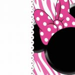 Free Printable Minnie Mouse 1St Birthday Invitation – Bagvania Free   Free Printable Minnie Mouse Invitations