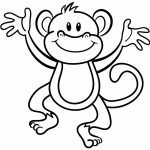Free Printable Monkey Coloring Sheets | Printable Sheets   Free Printable Monkey Coloring Sheets