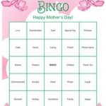 Free Printable Mother's Day Games | Free Printable   Free Printable Mother's Day Games