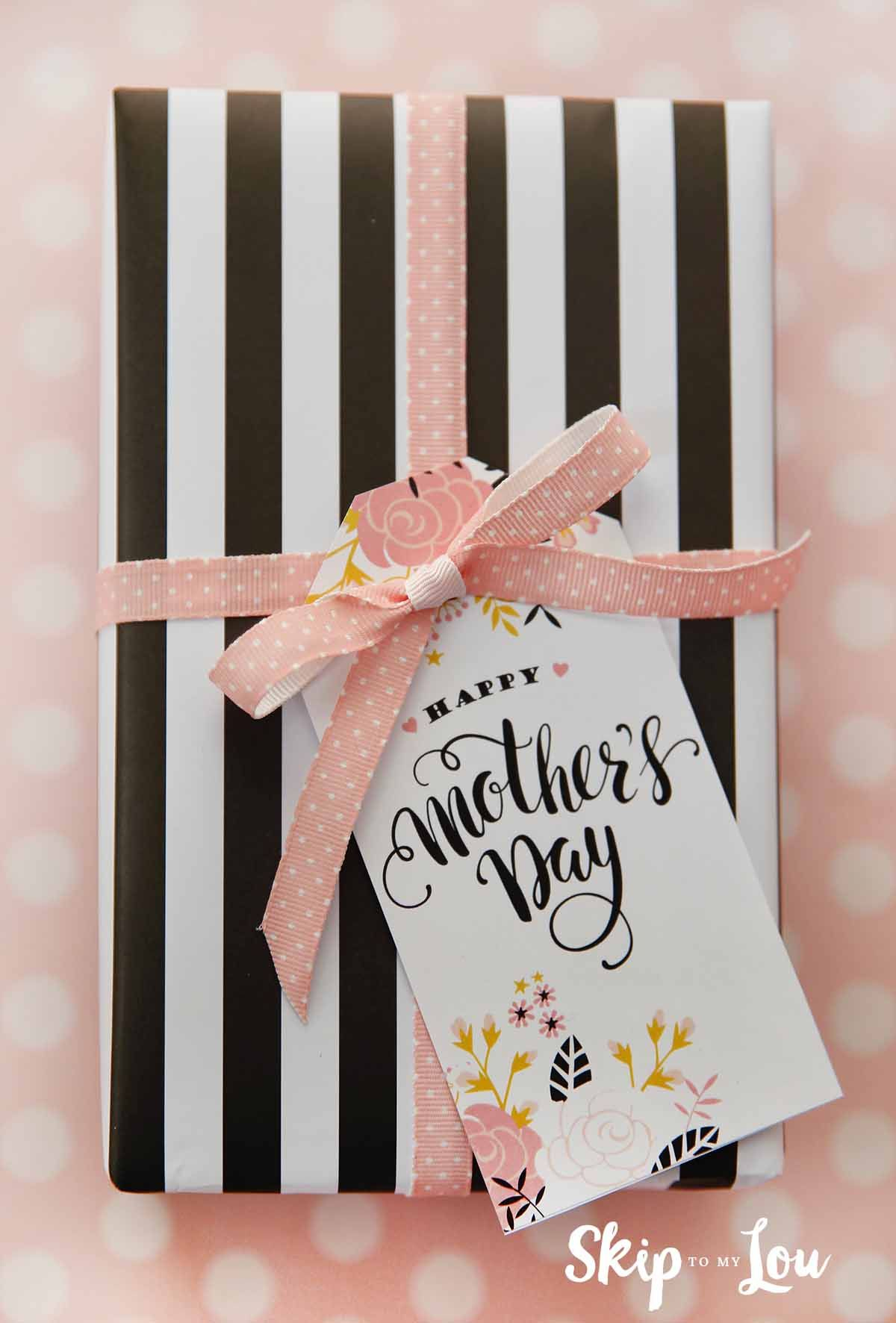 Free Printable Mothers Day Tags Are The Perfect Finishing Touch For - Free Printable Mothers Day Gifts