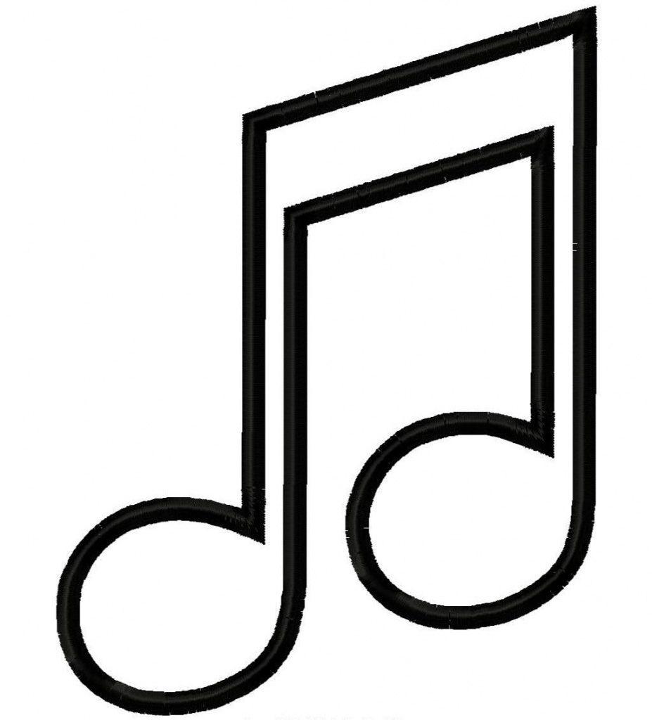 Free Printable Music Notes Templates | Free Printable - Free Printable Music Notes Templates
