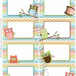 Free Printable Name Tags For Preschool Cubbies Kids Template In Free   Free Printable Name Tags For Preschoolers