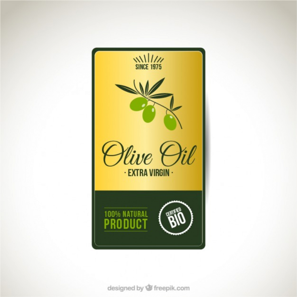 Free Printable Olive Oil Labels | Free Printable - Free Printable Olive Oil Labels