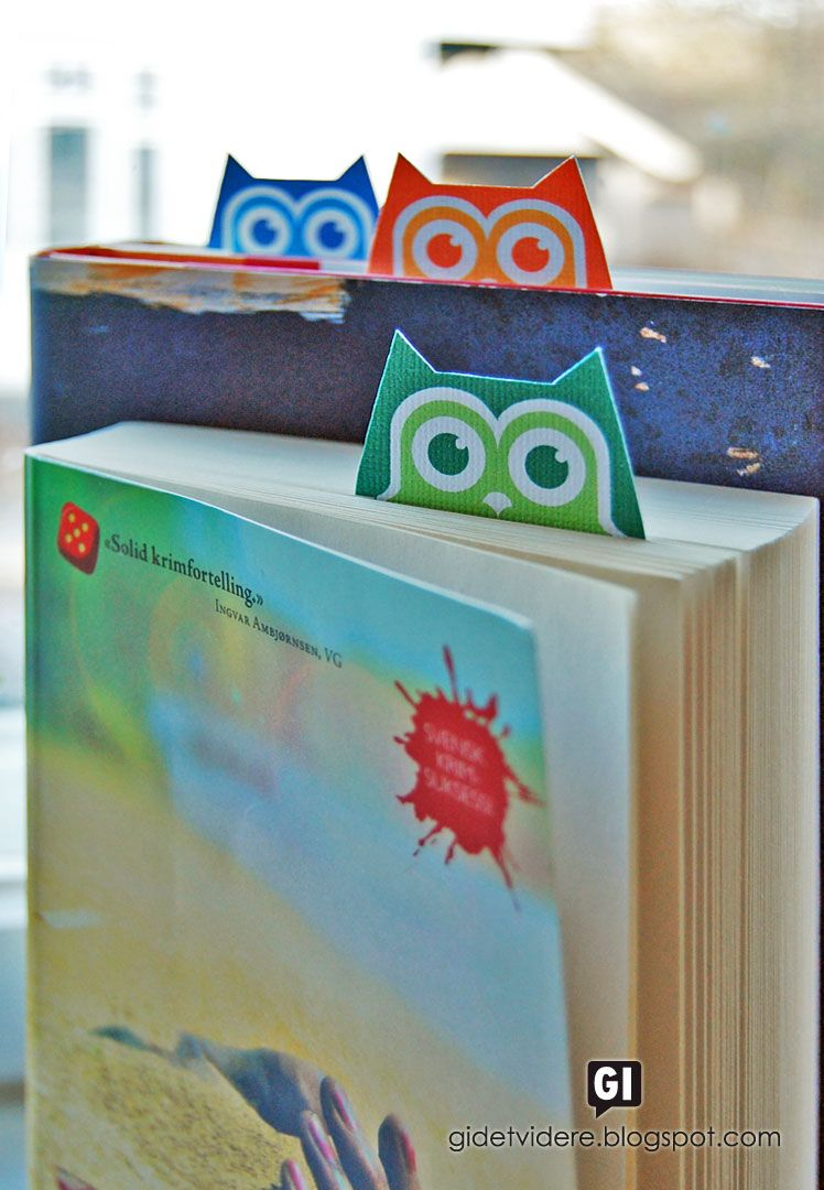 Free Printable Owl Bookmarks | Printables | Pinterest | Bookmarks - Free Printable Owl Bookmarks