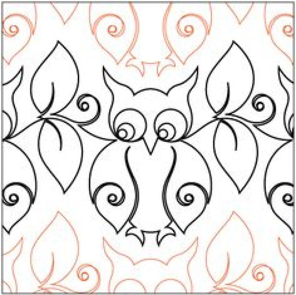 Free Printable Pantograph Quilting Patterns | Free Printable - Free Printable Pantograph Quilting Patterns