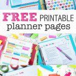 Free Printable Planners 2017   1.11.hus Noorderpad.de •   Free Printable Agenda 2017