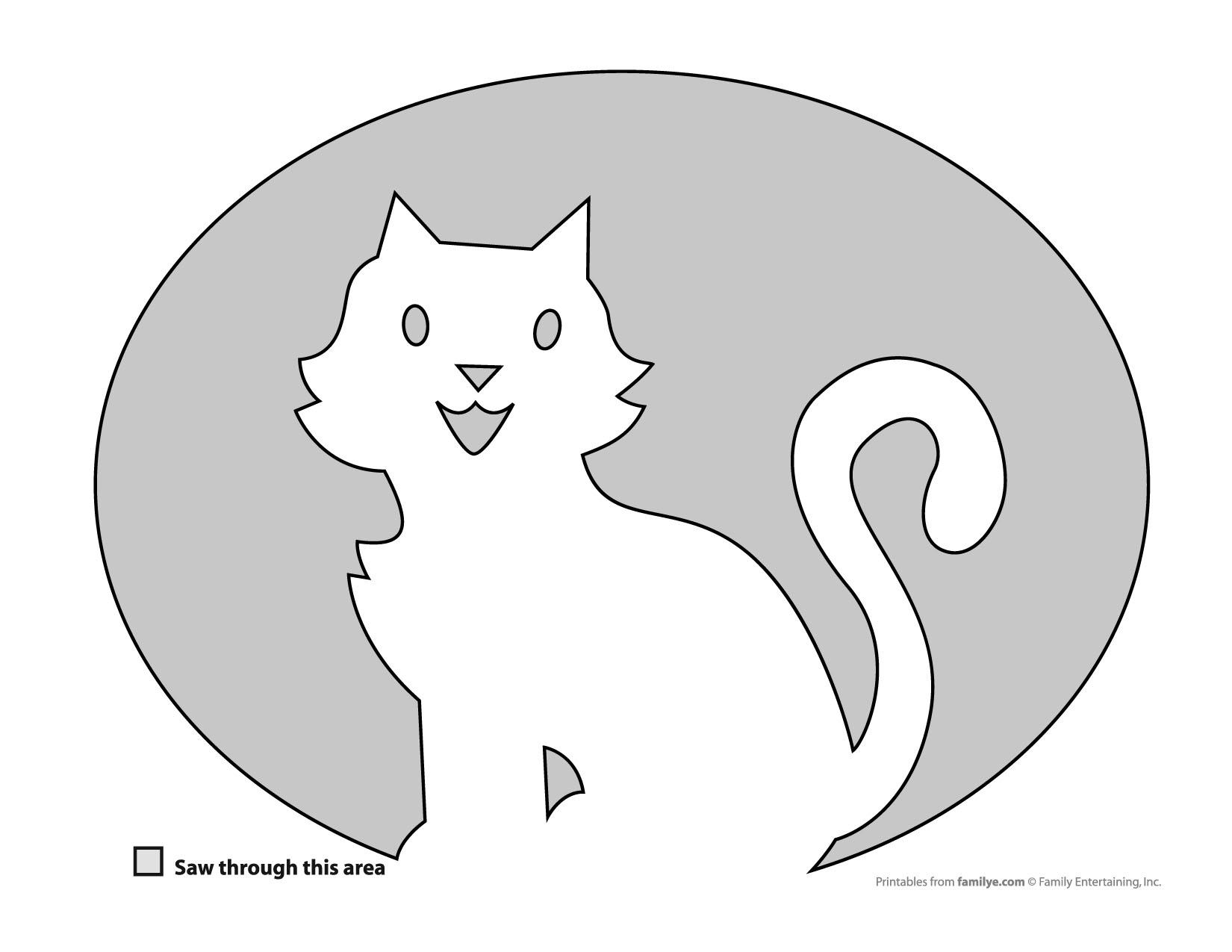 Free Printable Pumpkin Stencils Animals - 17.11.kaartenstemp.nl • - Pumpkin Cutouts Printable Free