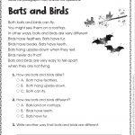 Free Printable Reading Comprehension Worksheets For Kindergarten   Free Printable Reading Comprehension Worksheets