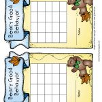 Free Printable Reward And Incentive Charts   Free Printable Charts For Classroom