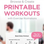 Free Printable Routines, Workout Packs And Exercise Programs   Free Printable Gym Workout Plans