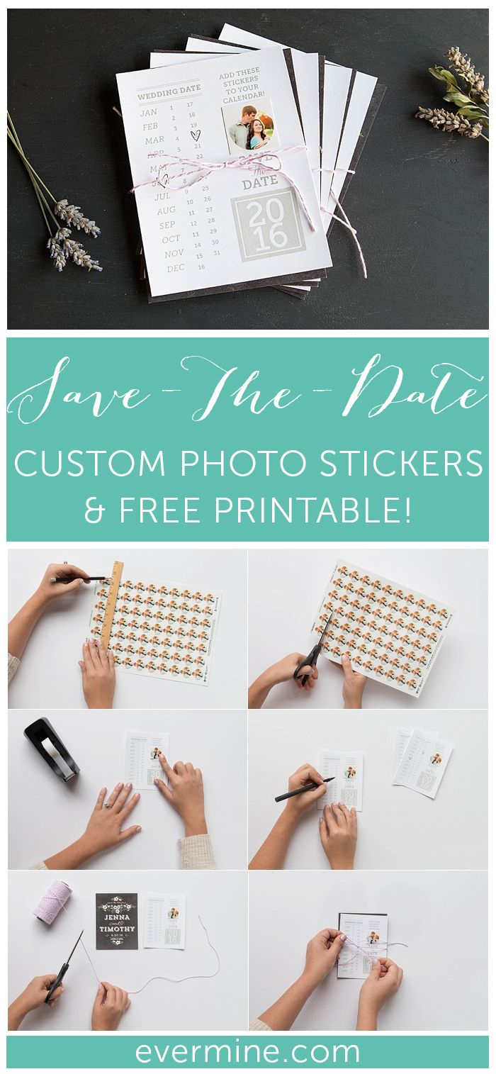 Free Printable Save The Date Inserts | Recipe | Wedding Planning - Free Printable Save The Date