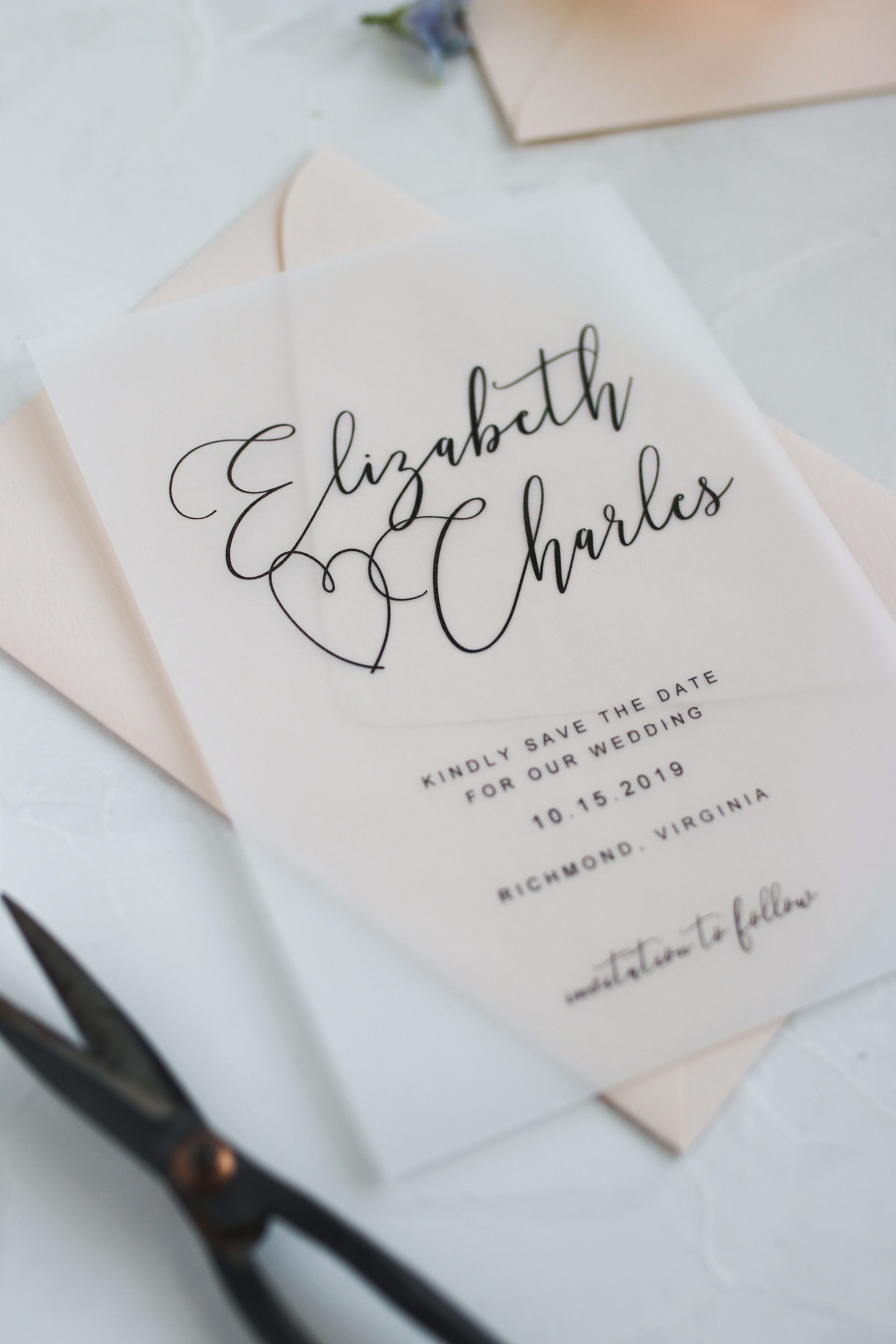 Free Printable Save The Date Templates   Edit The Details To Use - Free Printable Save The Date Invitation Templates