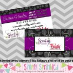 Free Printable Scentsy Business Cards | Download Them Or Print   Free Printable Scentsy Business Cards