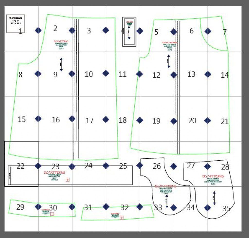 Free Printable Sewing Patterns Pdf | Free Printable - Free Printable Sewing Patterns Pdf