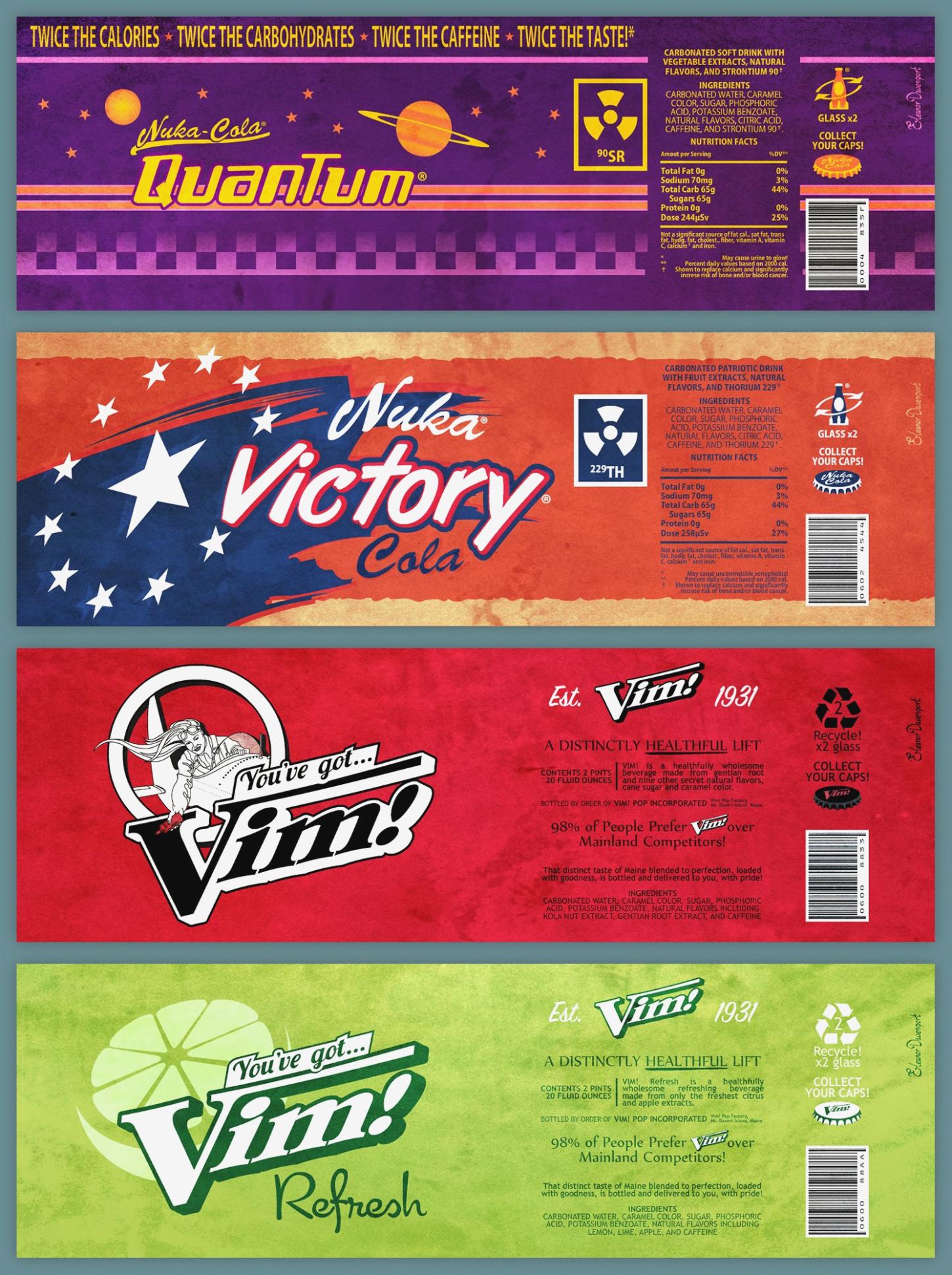 Free Printable Soda Vending Machine Labels Fallout Soda Labels I Got - Free Printable Soda Vending Machine Labels