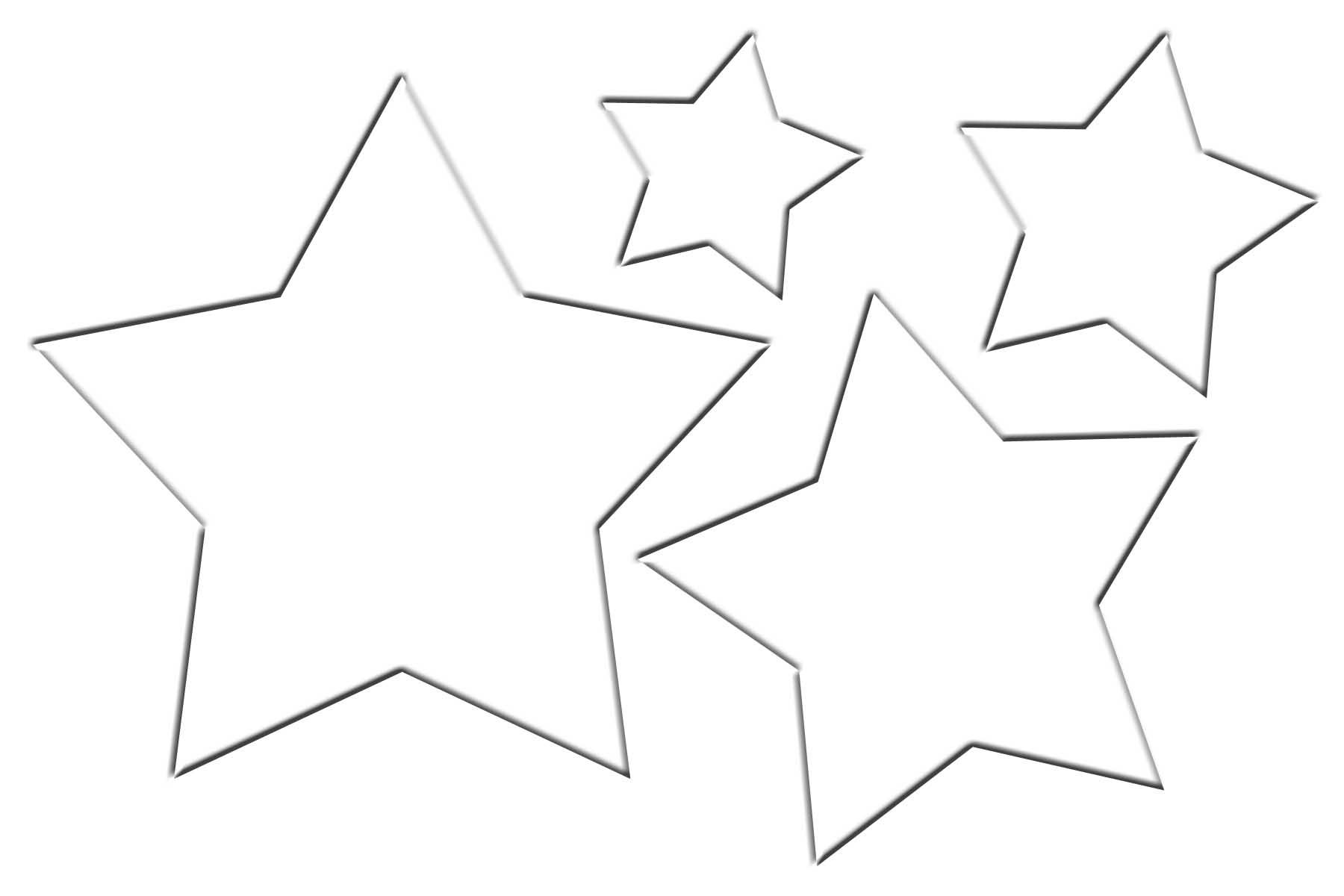 Free Printable Star, Download Free Clip Art, Free Clip Art On - Free Printable Stars